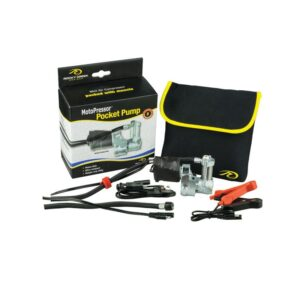 Rocky Creek MotoPressor Pocket Pomp complete set