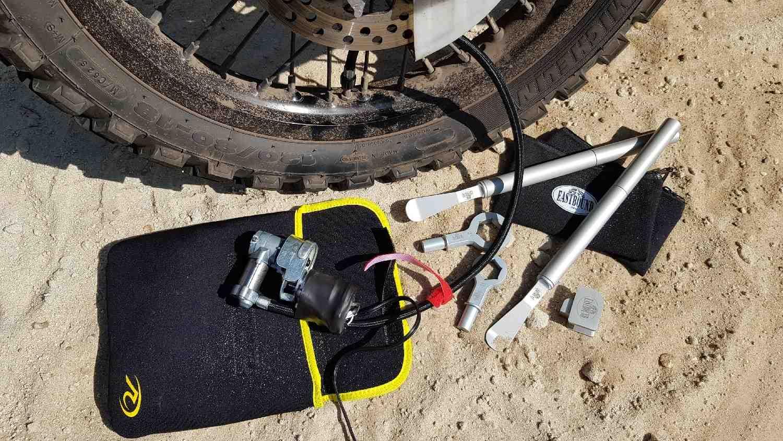 Tyre-Pro motorcycle tyre repair kits