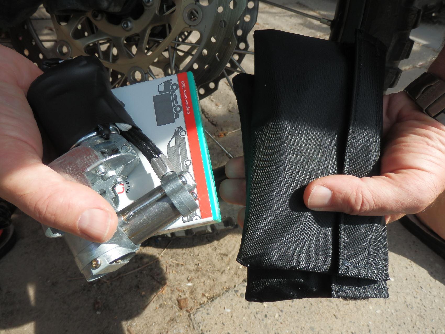Tire tools