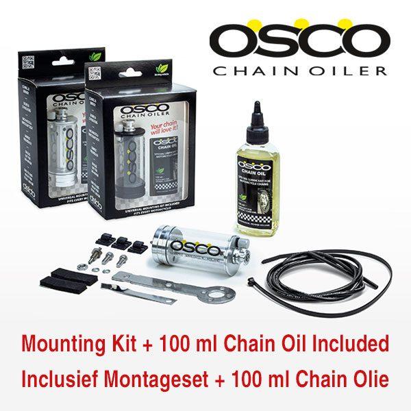 OSCO chain oiler