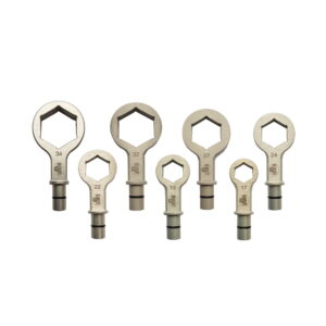 Motorcycle Axle nut wrenches