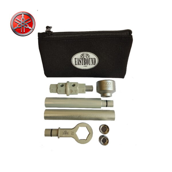 Tenere 700 tool kit - Eastbound