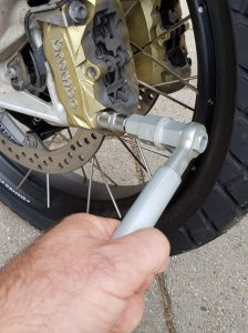 BMW R 1200 GS tool kit